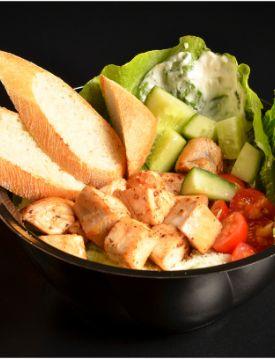 Salad of Caesar